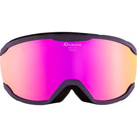 Alpina Pheos MM Gafas Niños, purple pink